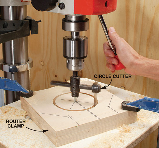Aw extra 8912 shop made router lift popular woodworking magazine greentooth Gallery
