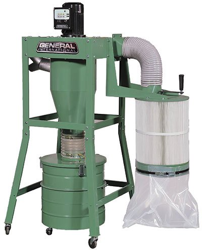 General Interational 2-Stage Dust Collector