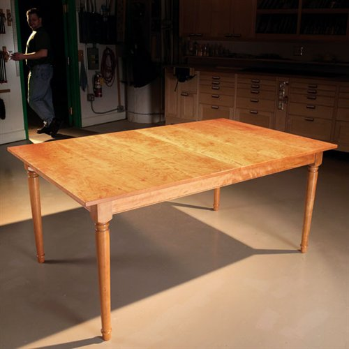 Artur Extending Dining Table In 2019: Popular Woodworking Magazine