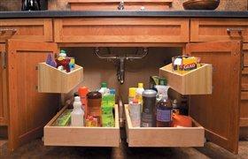 3 kitchen storage projects