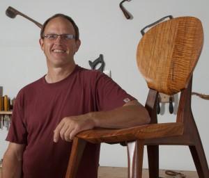 Brian Boggs Popular Woodworking Magazine November 2012
