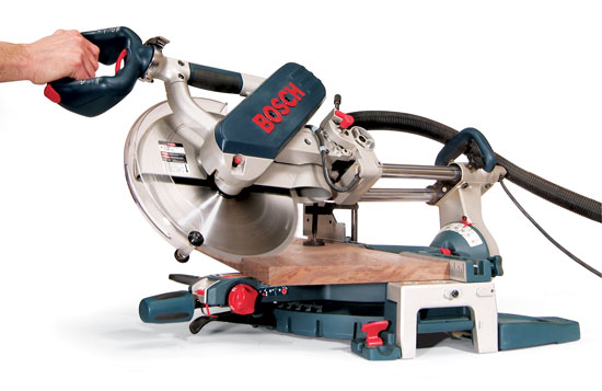 Tool test 12 in sliding compound miter saws popular woodworking prized by carpenters for its amazing versatility a sliding compound miter saw is also great to have in a woodworking shop the blade swivels for miter cuts keyboard keysfo Gallery