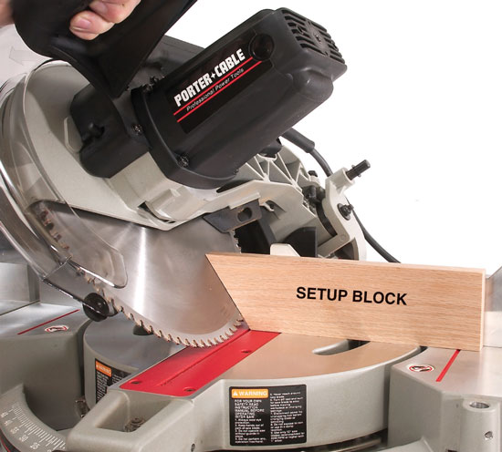 Tips for mastering the miter saw popular woodworking magazine whens the last time you tried to read your saws bevel scale the one that tells you how far the blade is tilted those scales are often divided by greentooth Gallery