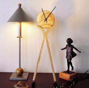 Bent Wood Ash Clock Project Download-0