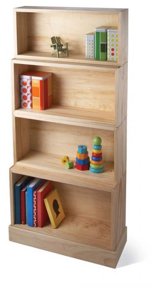 Stacking Bookcases Digital Download-0