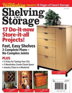 Shelving & Storage May 2006 Magazine Download-0
