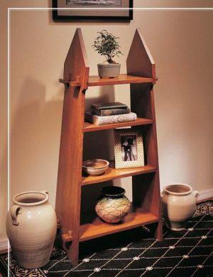 Knockdown Bookcase-0