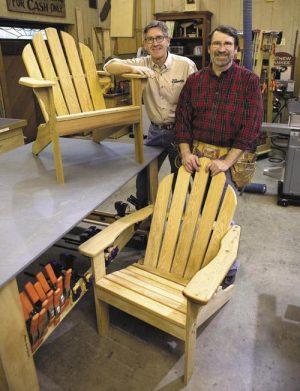 Norm Abram's Adirondack Chair-0