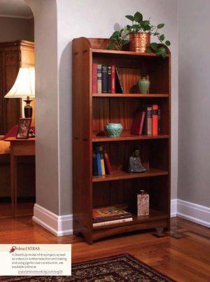 Craftsman Bookcase-0