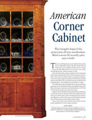 American Corner Cabinet-0