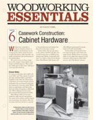 Casework Construction: Cabinet Hardware Digital Download-0