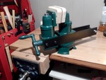 Universal or Patternmaker's Woodworking Vise