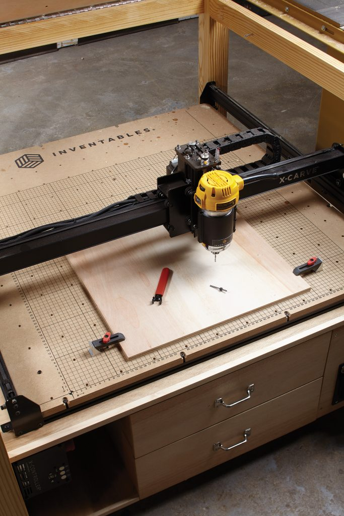 X-Carve CNC machine