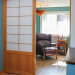 Shoji-Style Sliding Doors