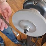 deburring wheel