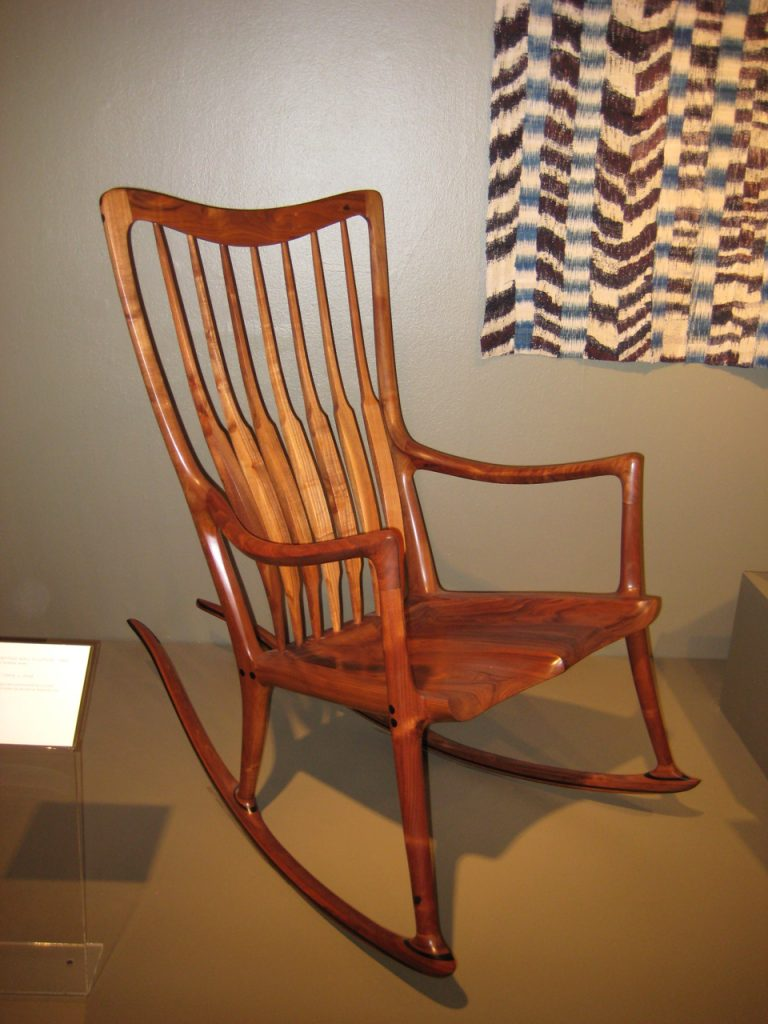 maloof style chair
