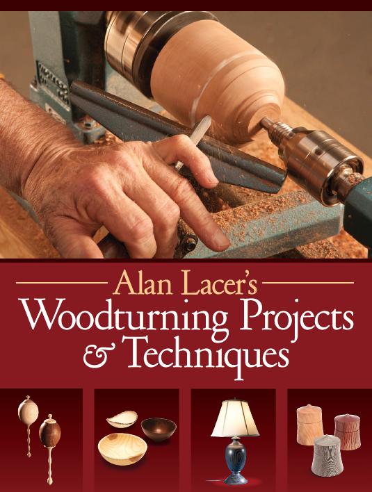 Alan Lacer Woodturning