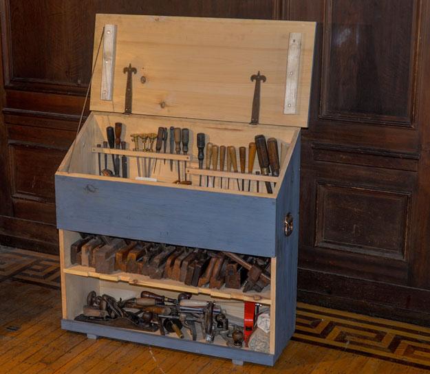dutch tool chest Grasberger
