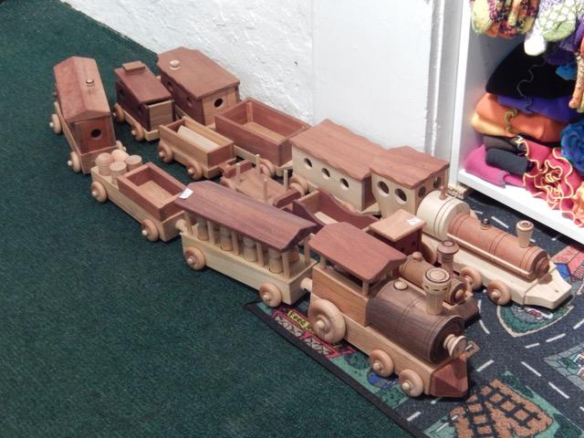 Arnold Weber Trains