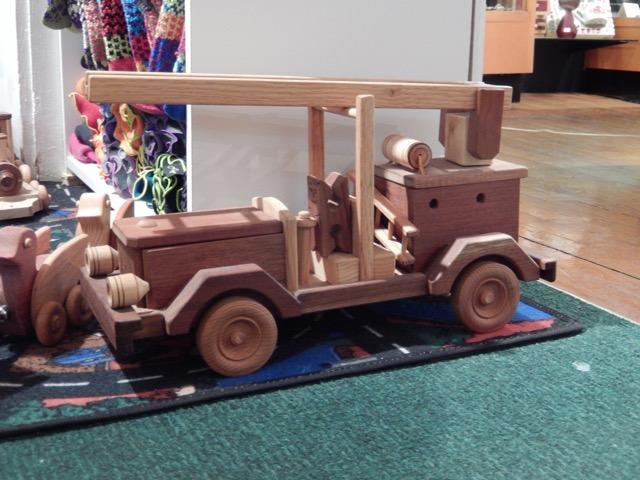 A Fire Truck by Arnold Weber
