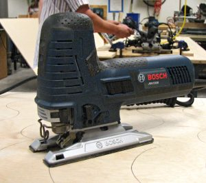 New Bosch Barrel Grip Jig Saw