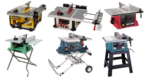 benchtop table saw reviews a round up from popular woodworking rh popularwoodworking com table saw reviews fine woodworking table saw reviews 2018