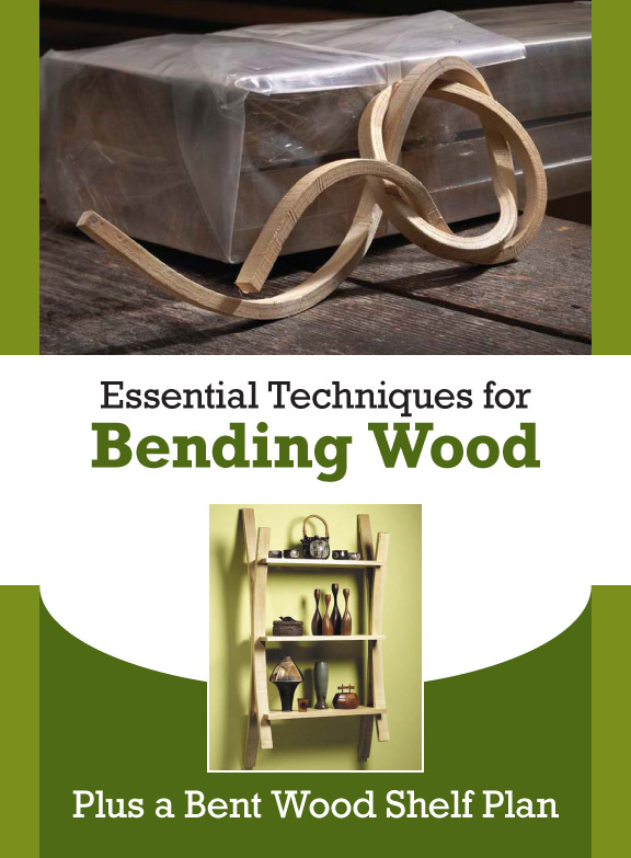 how to bend wood, bending wood