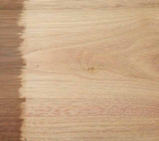 Bleached Walnut