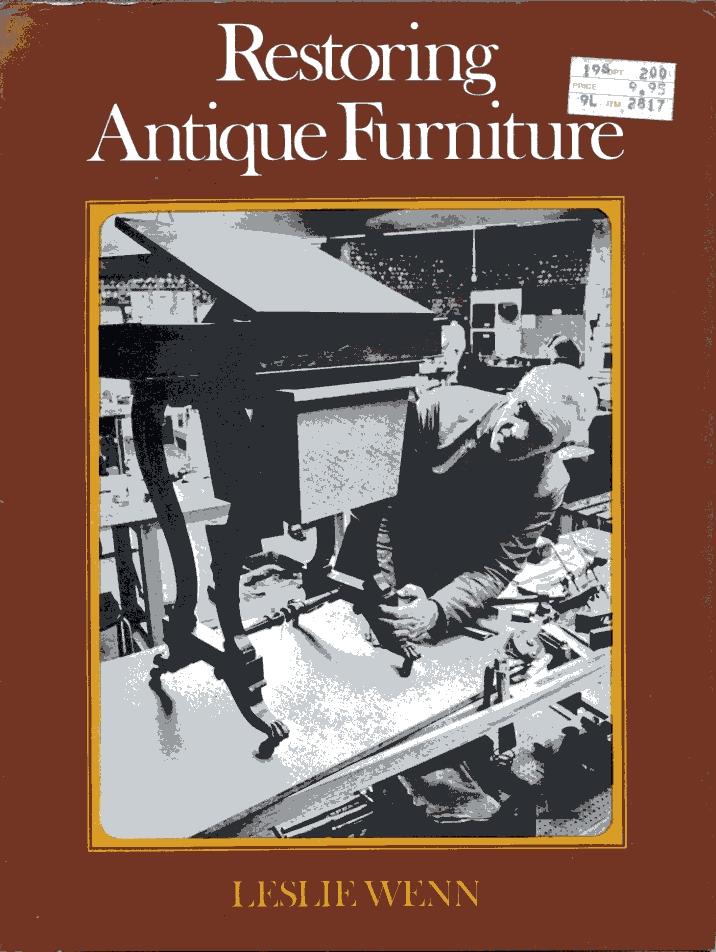 Repairing furniture
