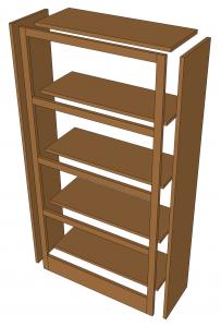 Designing furniture with S4S lumber