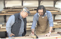 Chris shows us three super simple jigs in his video with Highland Woodworker.