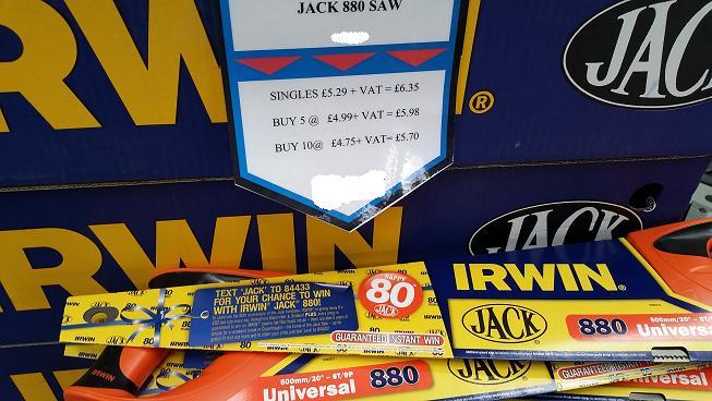 Cheap Saws 3