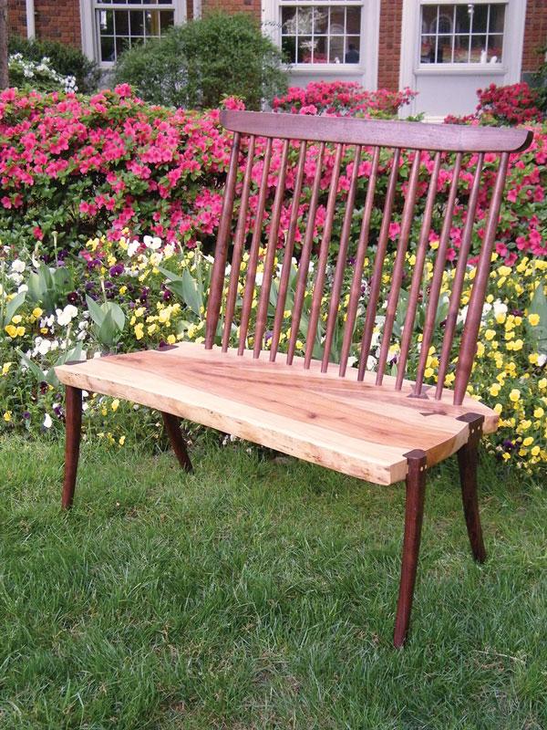 sycamore bench