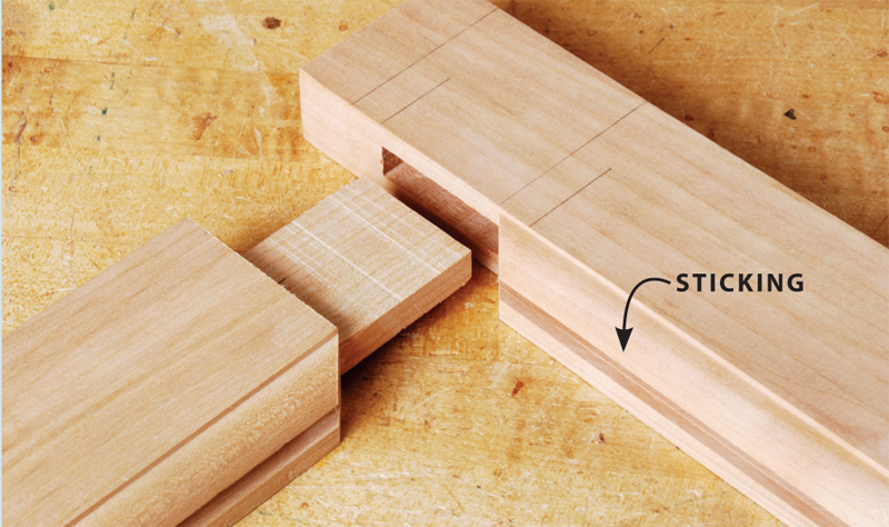 Why mortise and tenon? & Classic Frame and Panel Door - Popular Woodworking Magazine