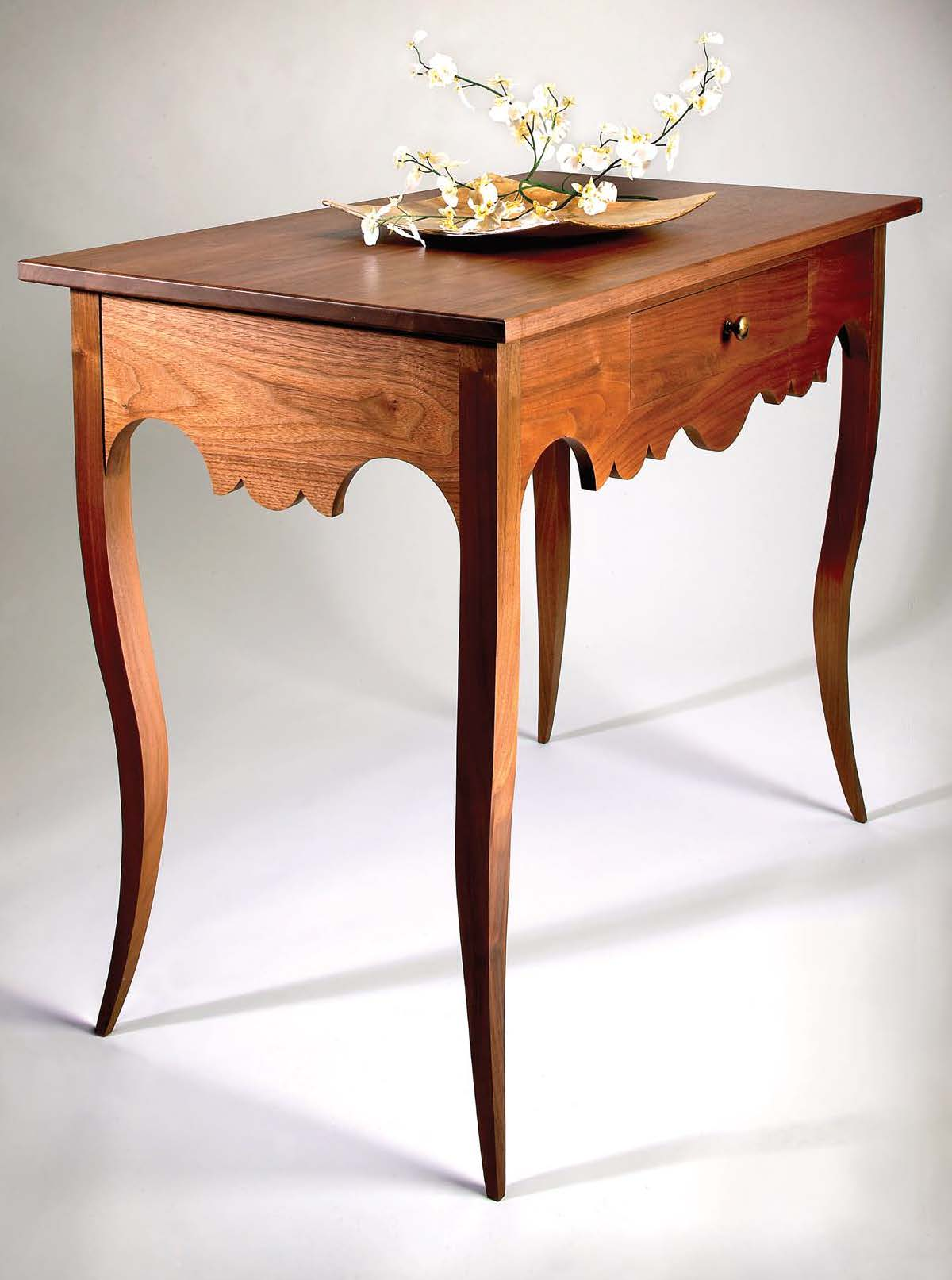 Christopher Schwarz Built This Lovely And Delicate Creole Table For Our  February 2007 Issue (an Issue That Also Includes A Nice Greene U0026 Greene  Side Table, ...