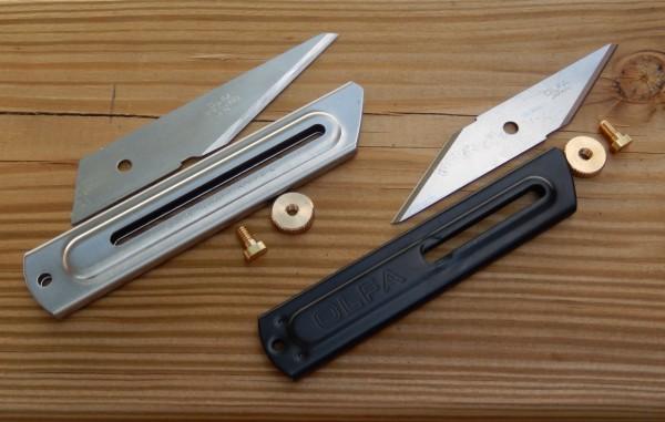 Marking Knives, Marking Knives Blades, Sharpening, honing