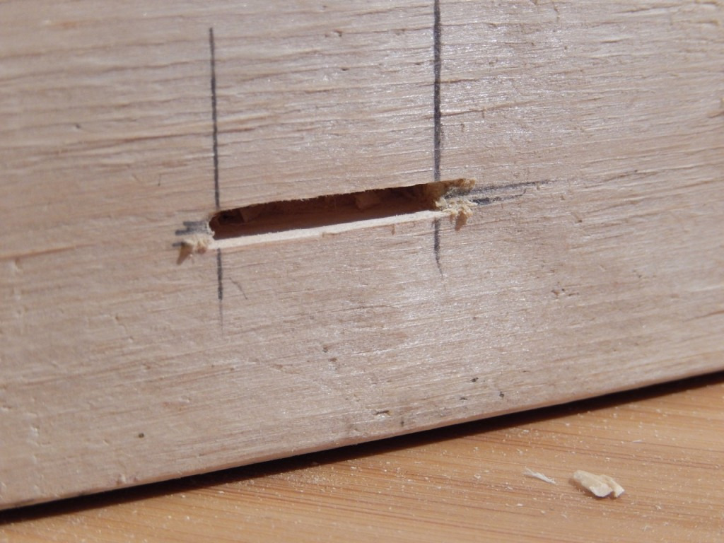 Making a mortise with an Oscillating tool8.jpg
