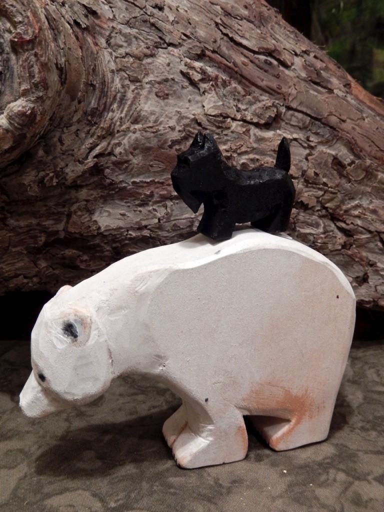 Wooden animals Rudolf Steiner Fall fair 3