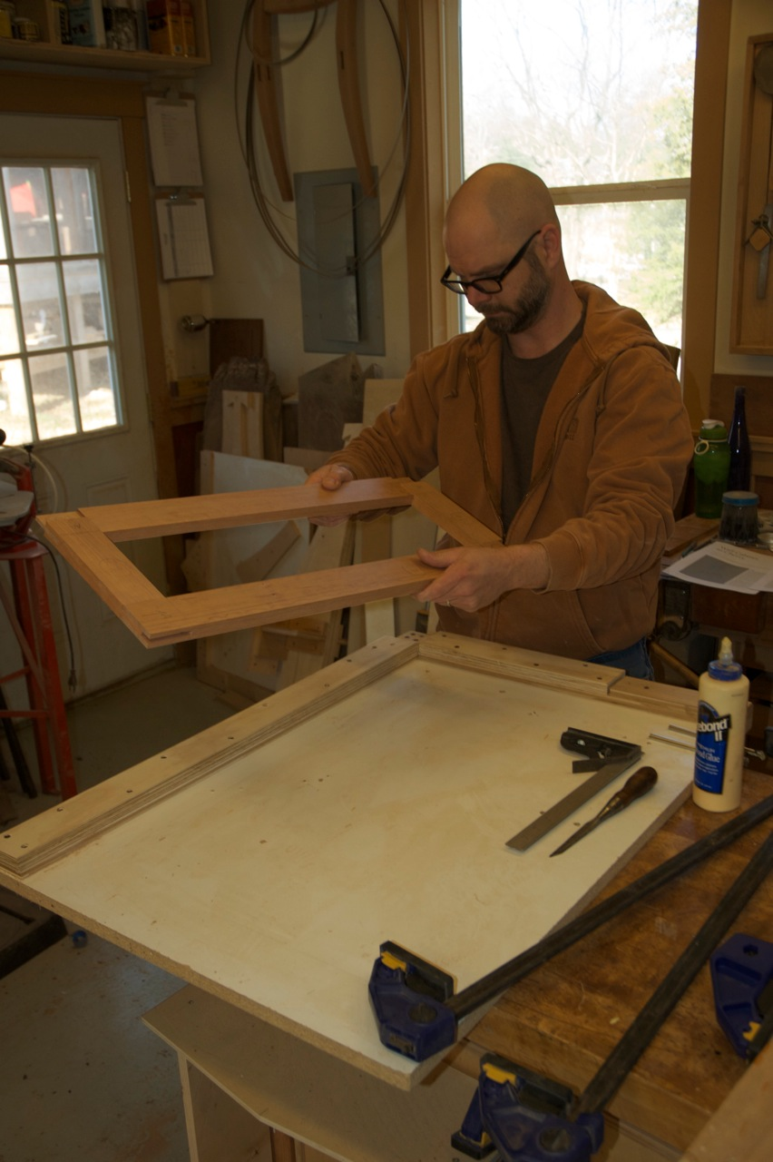 The Ultimate Easy Jig For Flat Square Glue Ups