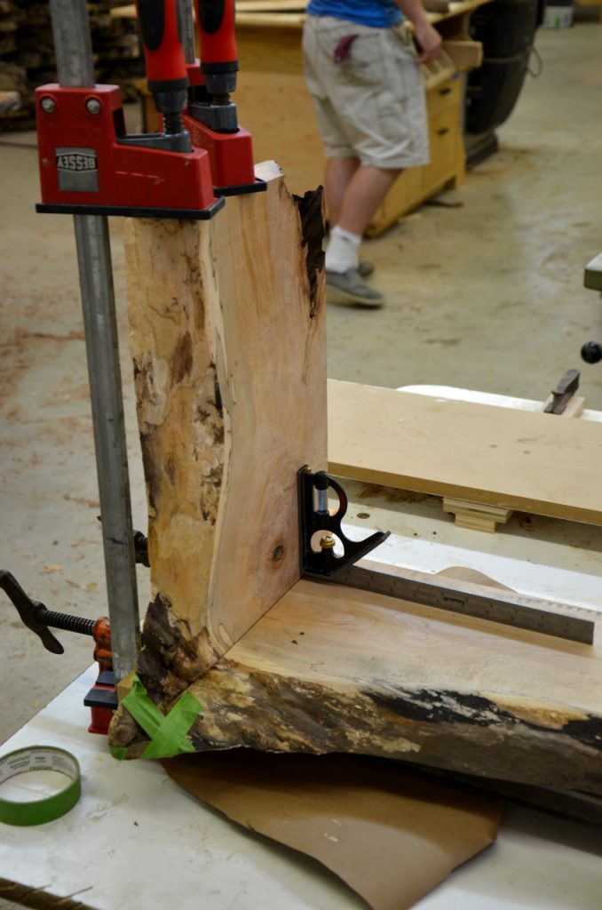Reinforcing -live-edge-miter-joint-8
