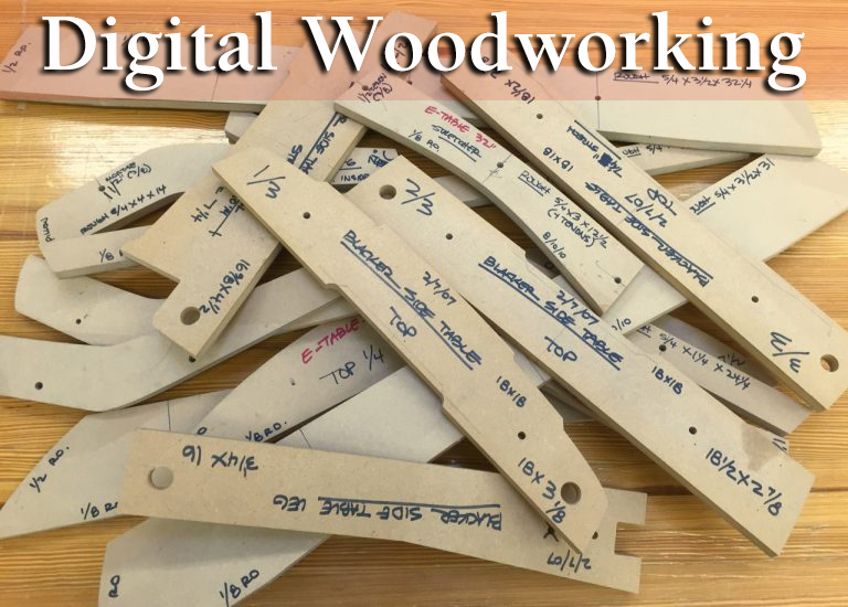 Digital Woodworking