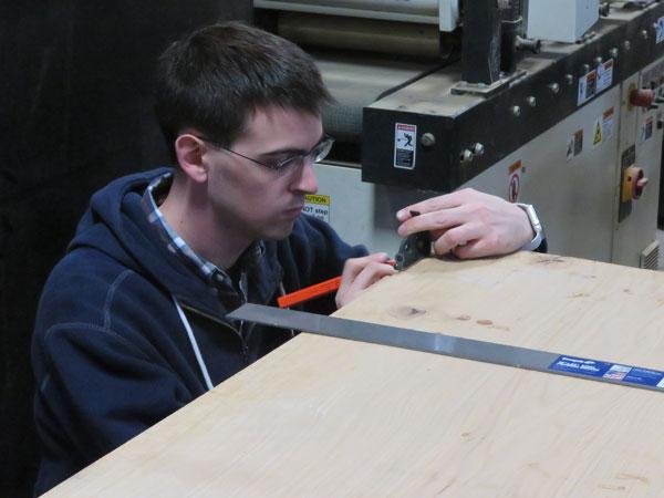 Workbench epoxy