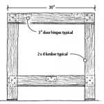 Fold-awat work horse diagram 2