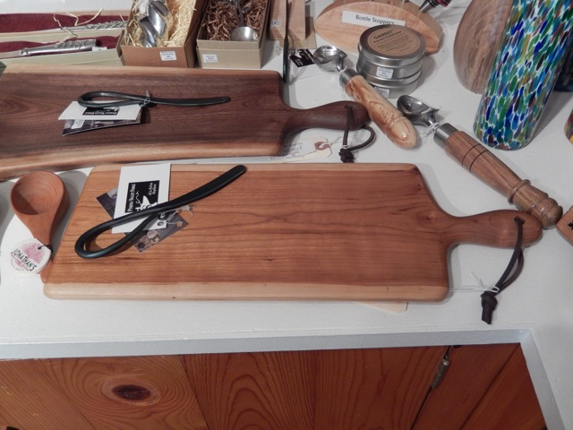 Cutting boards by Gabor Ruzsan