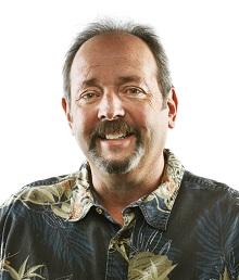 Glen Huey, managing editor