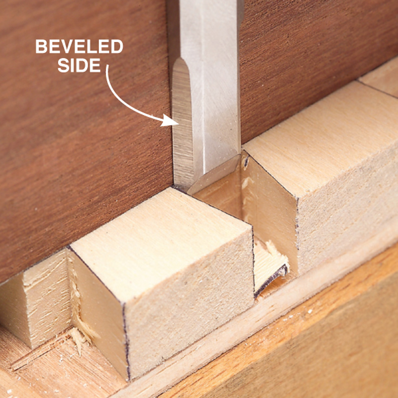 how to build a drawer with dovetails