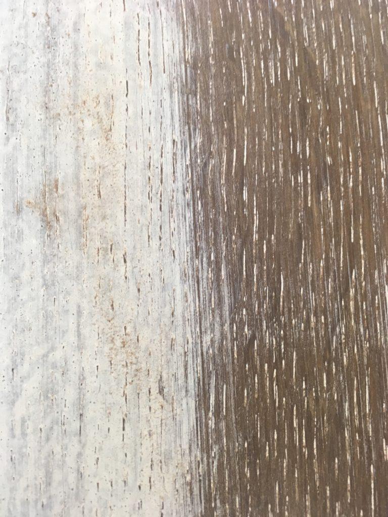 Milk Paint Pickling Technique For Oak