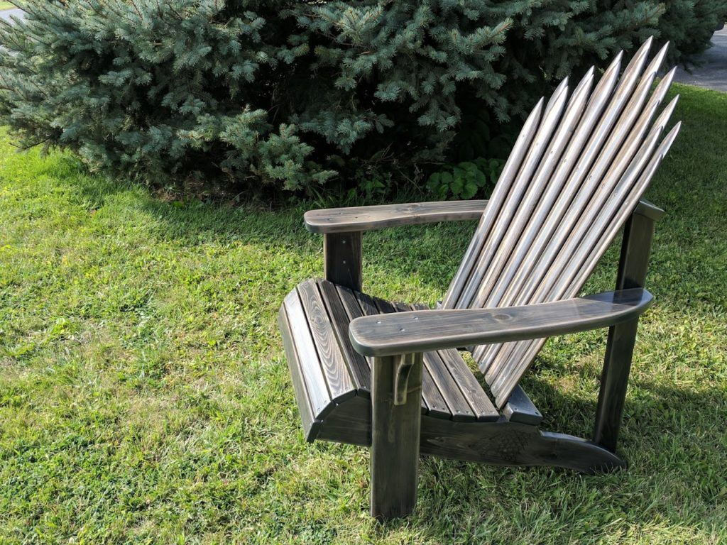 For The Structure Of The Chair, I Found Basic Adirondack Chair Plans. The  Build I Chose Had The Style I Was Looking For, Was Straightforward And  Fairly ...