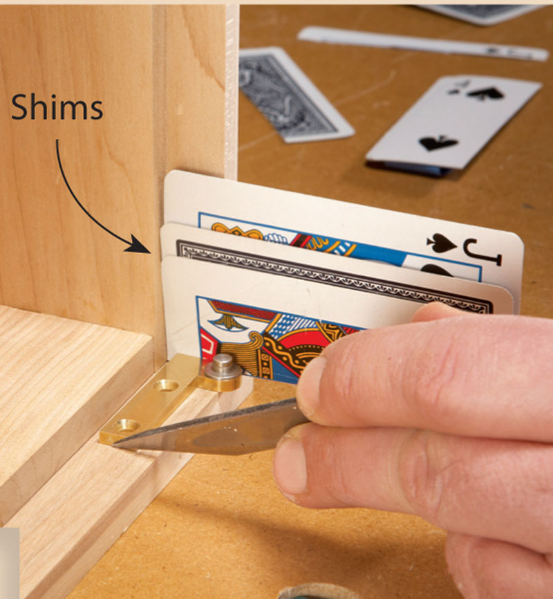 How To Install Cabinet Doors Hinges Monsterlune