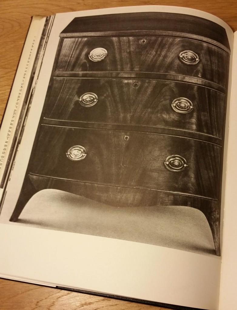 Genuine 18th Century furniture